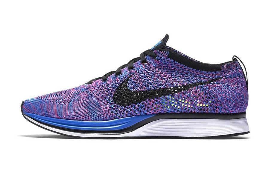 """Nike dévoile une nouvelle Flyknit Racer """"Indigo"""""""