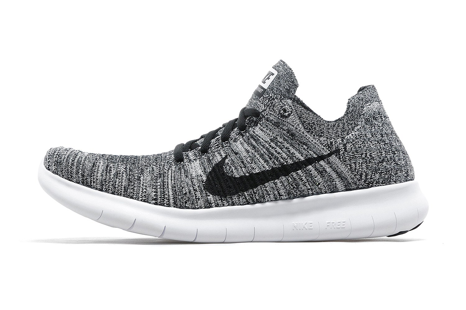nike free rn flyknit low homme chaussures