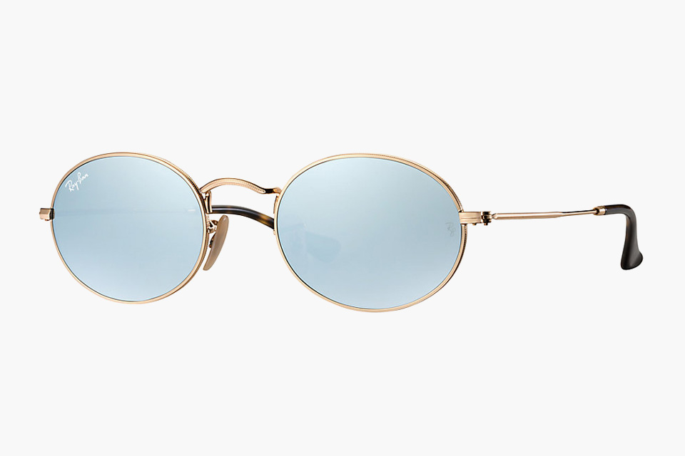ray ban forme ovale