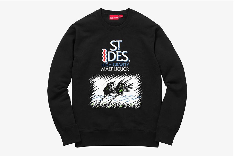 Supreme dévoile une nouvelle collaboration avec St. Ides