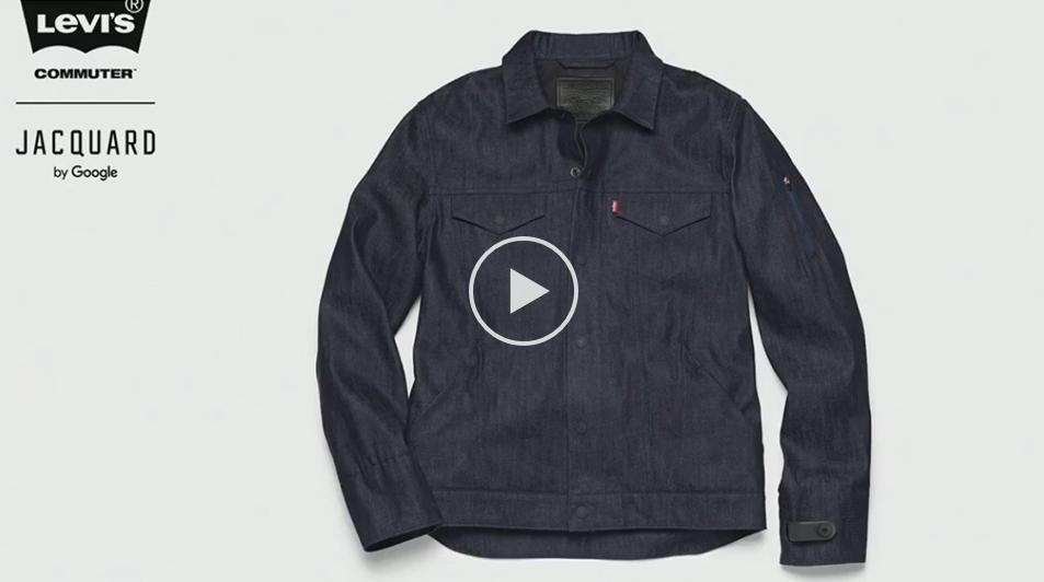 Levi's x Google : La veste connectée