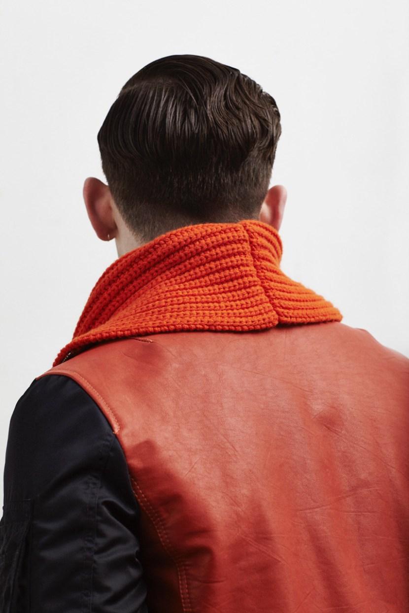 La collection automne-hiver 2016 de la marque Schott NYC.