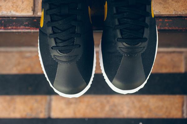 La nouvelle Nike Cortez Ultra QS noir et or