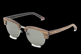 Rezin Wood nous propose des paires de lunettes faites de bois
