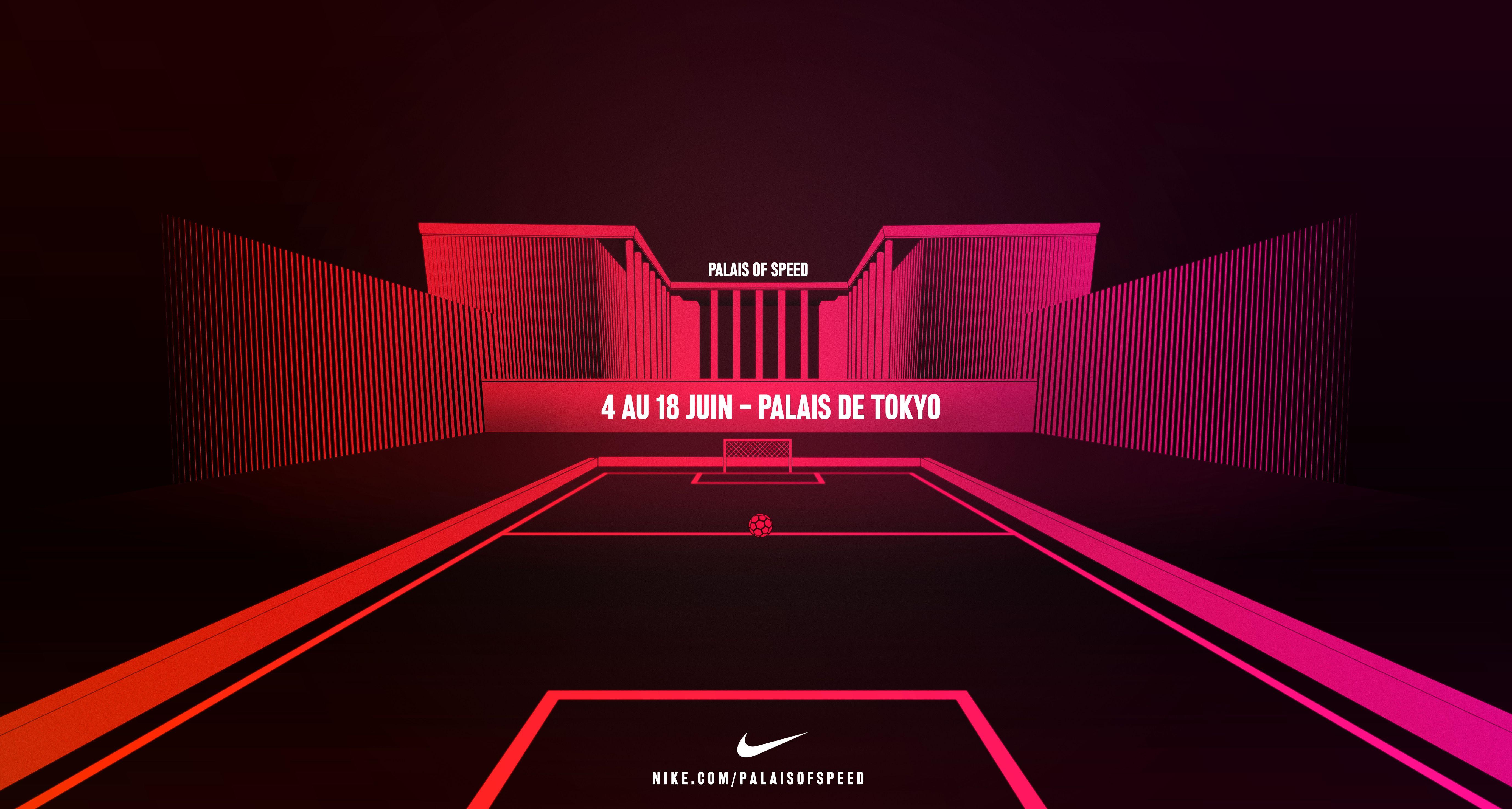 L'exposition dédiée au football par Nike ouvre ses portes samedi 4 juin 2016