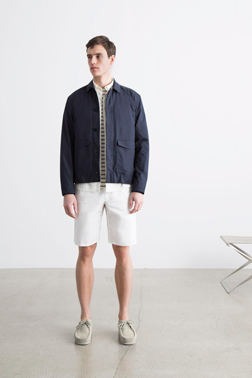Norse Projects Pre-Fall Lookbook 2016 : On achète
