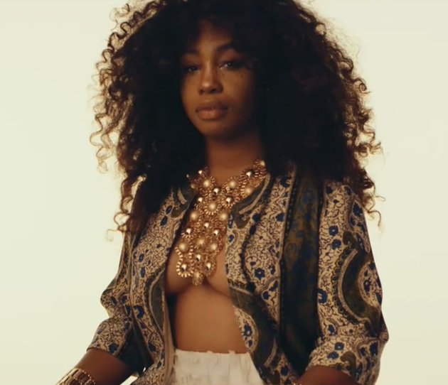 SZA qui reprend « Come and See me » : We're on the road