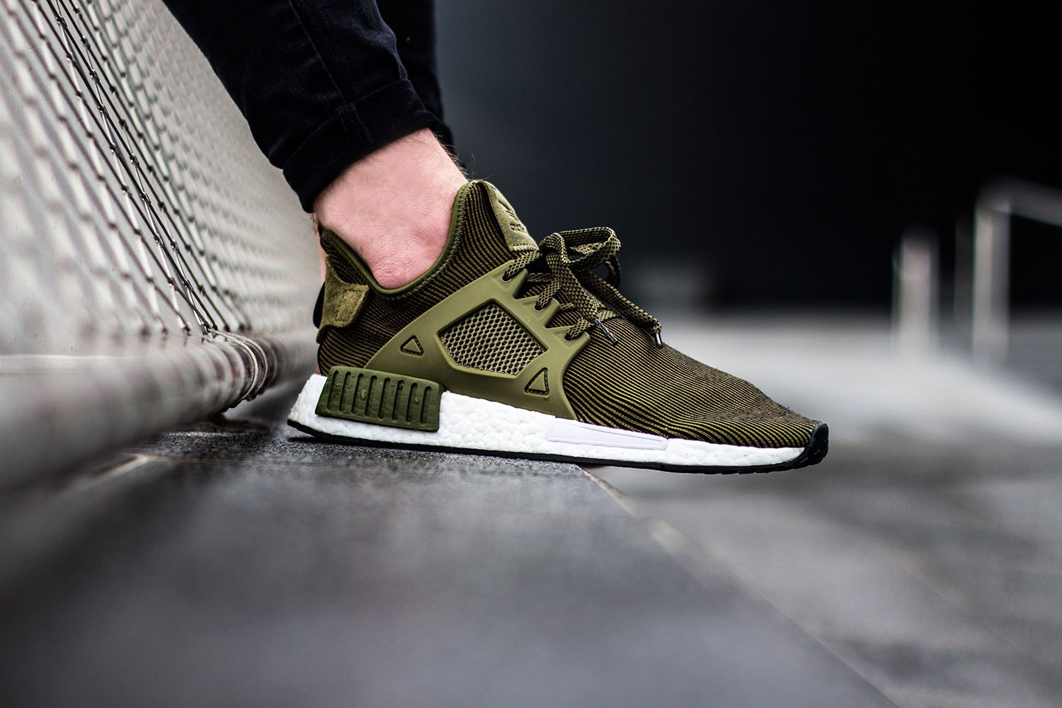 adidas originals d voile une nouvelle nmd xr1 olive trends periodical. Black Bedroom Furniture Sets. Home Design Ideas