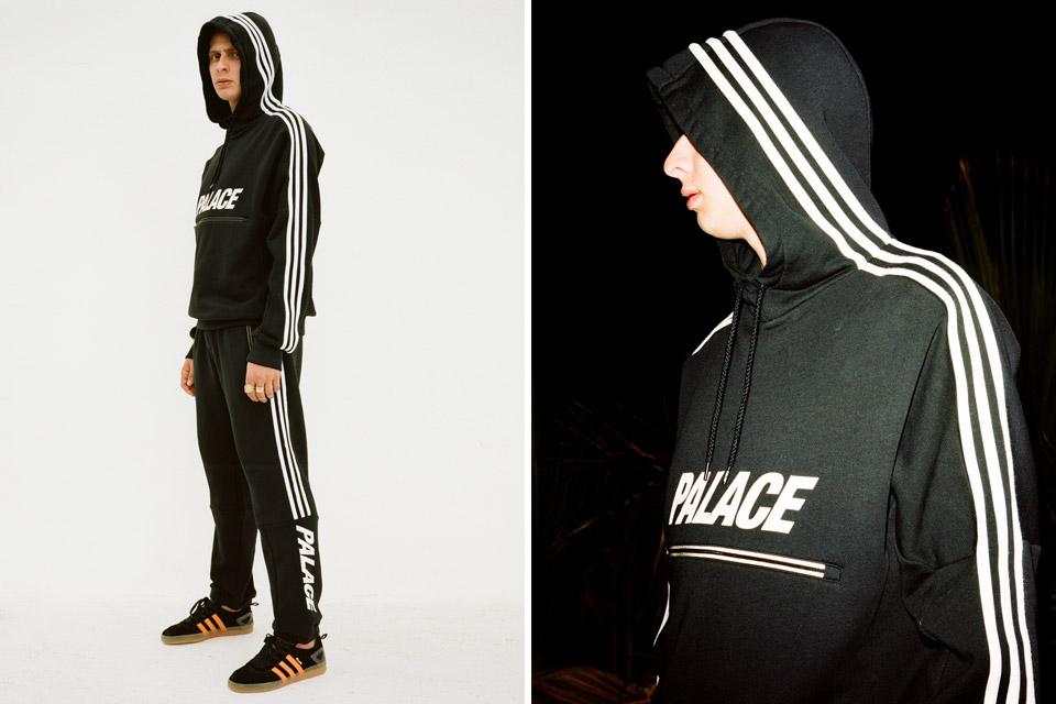 X Palace Collaboration Forces Nouvelle Pour Adidas Leurs Joignent Une k8n0wPOX
