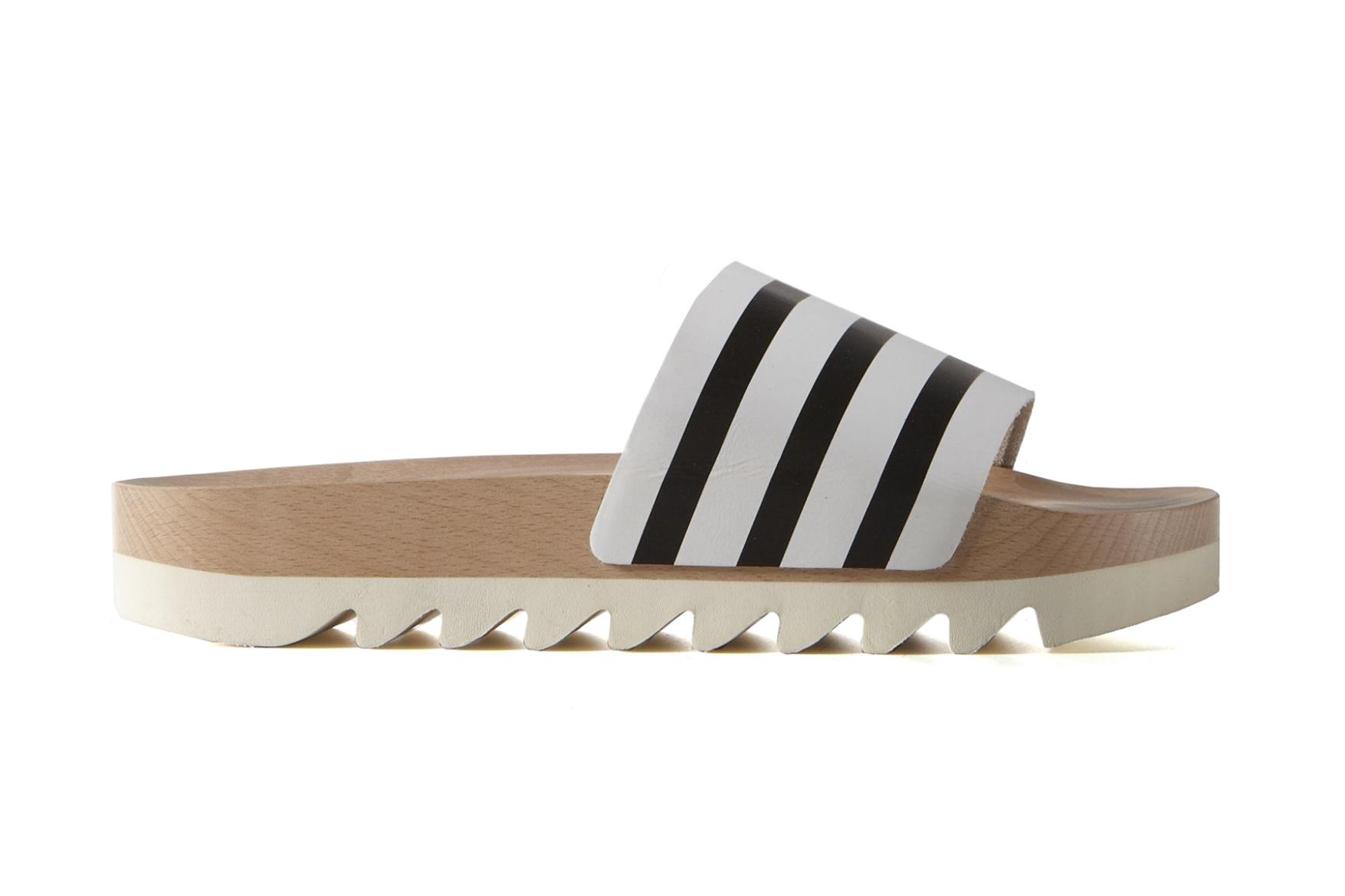 Adidas dévoile la nouvelle Adilette Wood Slides