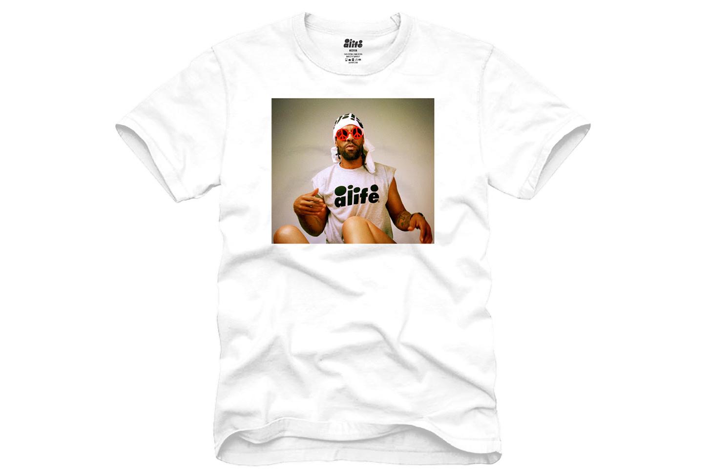 ALIFE collabore avec Redman pour un tee-shirt et un poster