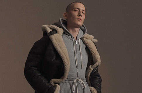 Balenciaga présente son Menswear Automne-Hiver 2016-2017