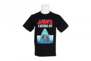 BAPE x Jaws : une collection étonnante