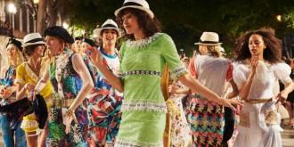 Le défilé Chanel Croisière 2017 à Cuba