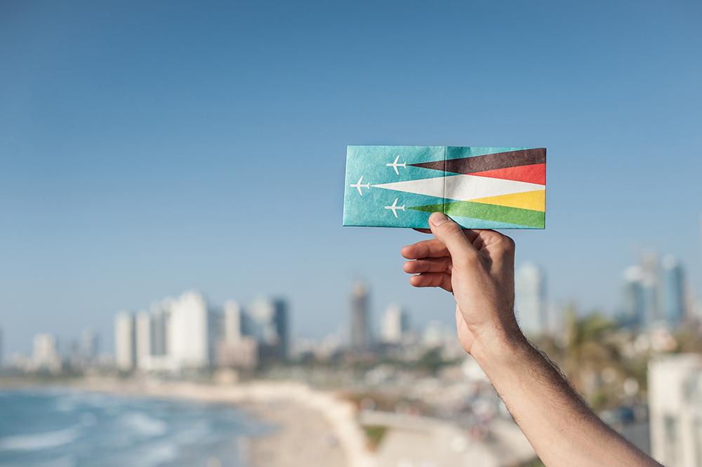 Le Paperwallet est un portefeuille en papier idéal pour cet été