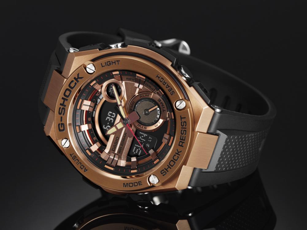 G-Shock G-STEEL : La montre qui n'a pas le temps
