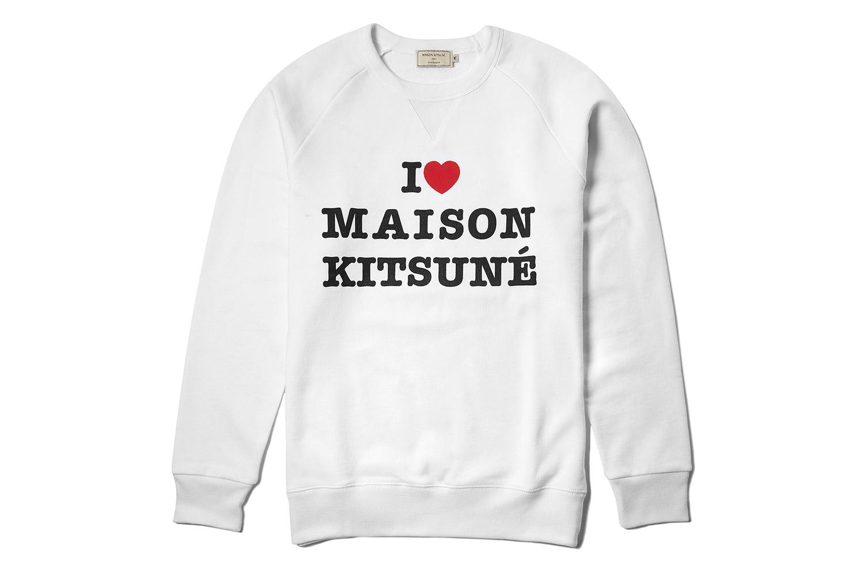 La collaboration entre Maison Kitsuné et MR PORTER pour le printemps/été 2016