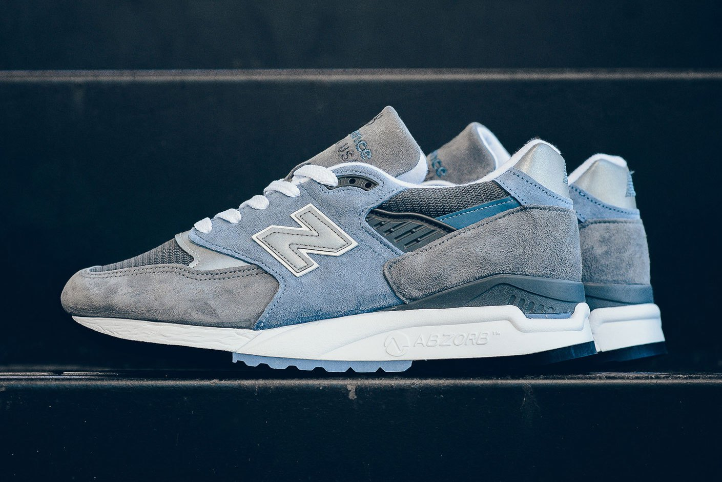 New Balance lance la M998CPLO « Explore By Air »