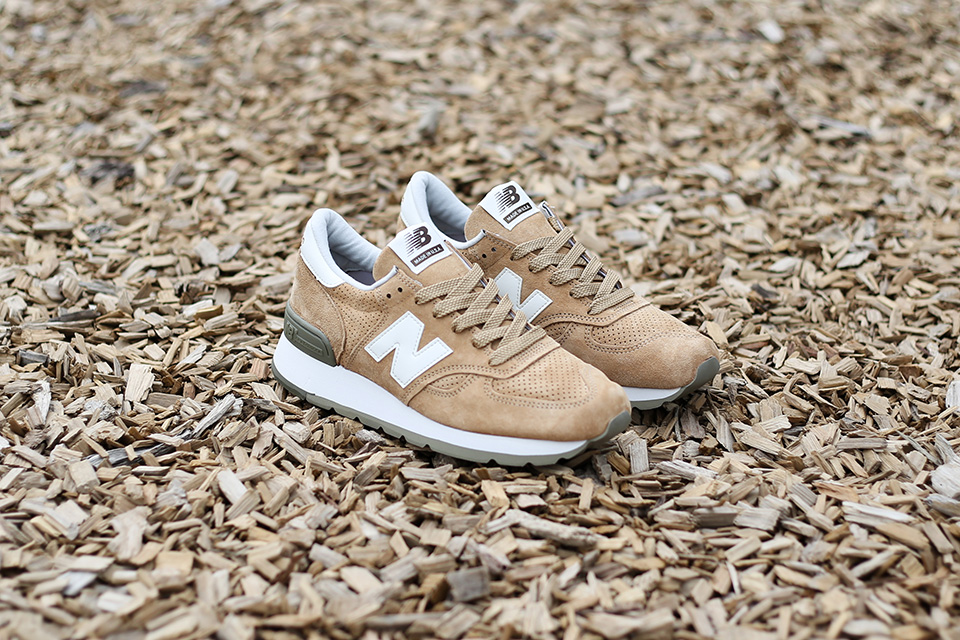 New Balance sort une nouvelle M990 made in USA
