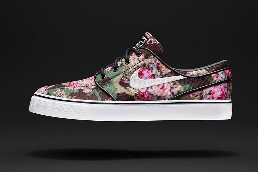 Nike SB Zoom Stefan Janoski 'Digi-Floral' de retour en 2016
