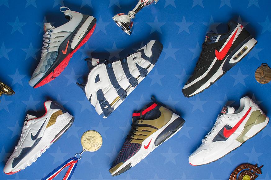 Nike «Rio Olympic» : Les Américains sont chaussés