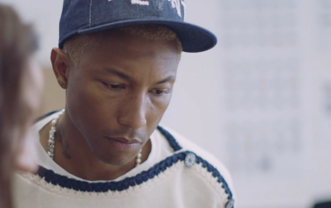 Chanel x Pharrell Williams : C'est pour bientôt