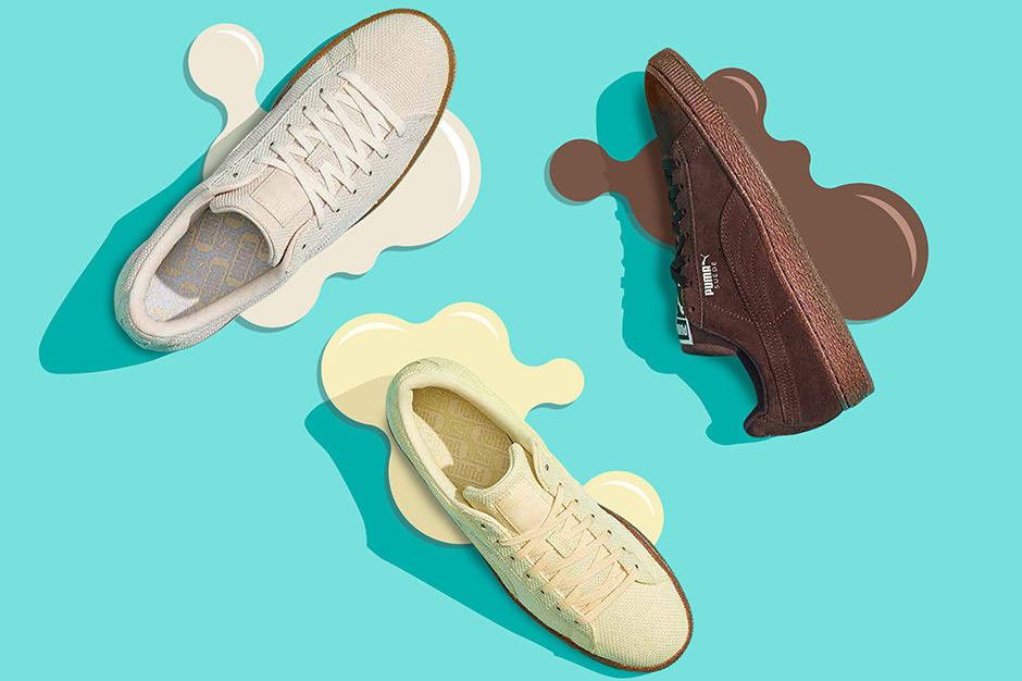 """La collection """"Ice Cream"""" de la marque PUMA."""