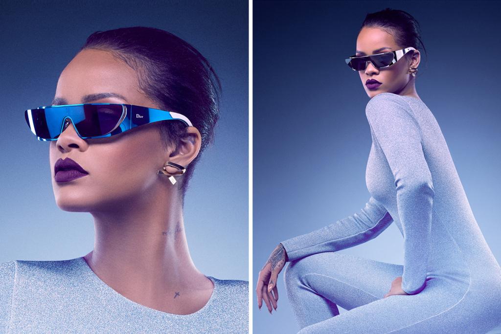 Rihanna x Dior : un voyage vers le futur