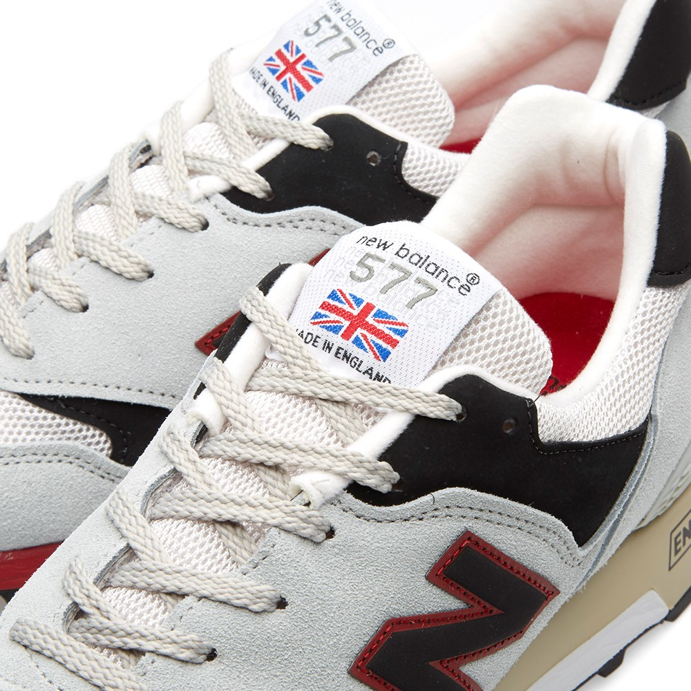 La New Balance 577 : Yes they did it