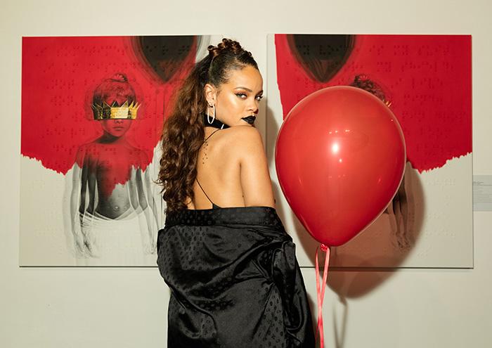 Rihanna nous offre une nouvelle surprise
