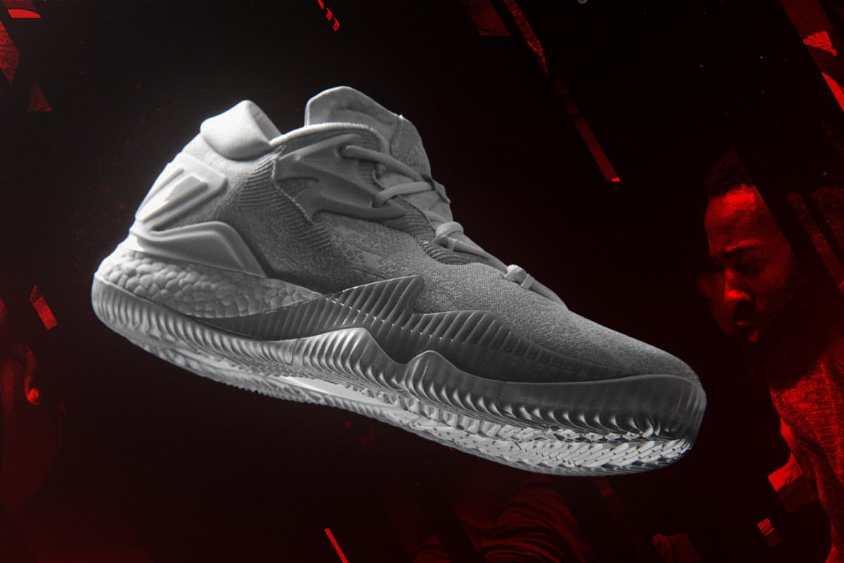 Adidas sort une nouvelle sneakers, la Crazylight Boost 2016