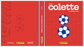 L'album Panini by Coca-Cola & colette, déjà Collector !