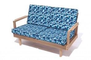 BAPE et Karimoku collaborent pour une collection de meuble de salon