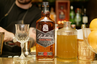 Nouvelle édition Ballantine's Hard Fired