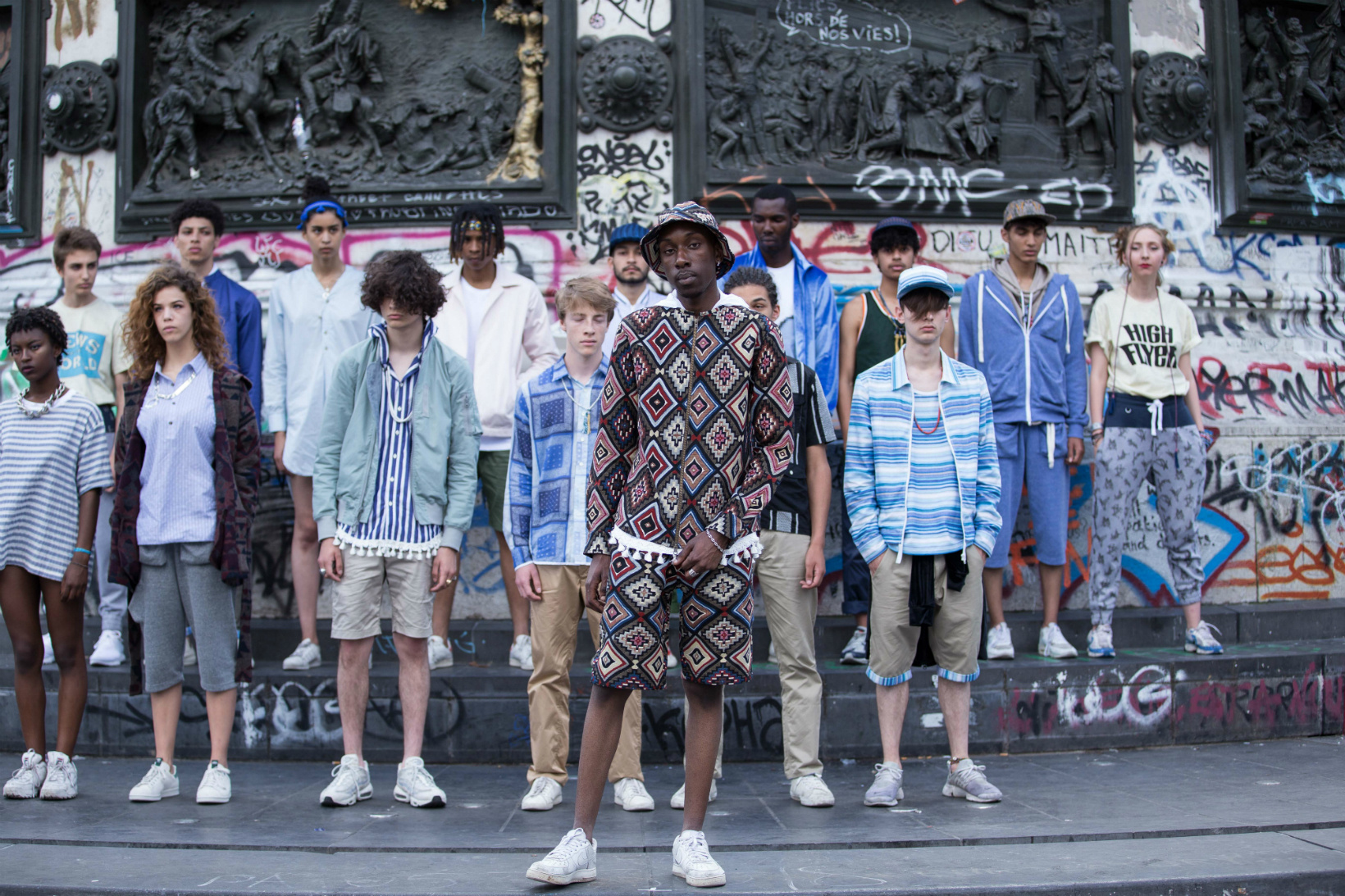 CLOT SS17 - TRENDS periodical