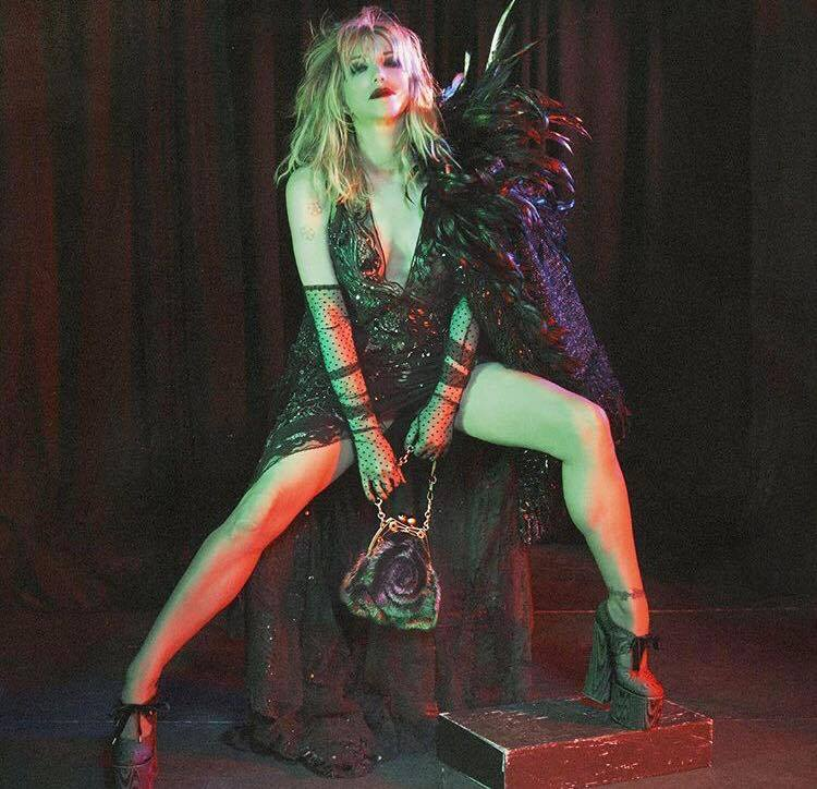 Courtney Love pour Marc Jacobs - TRENDS periodical