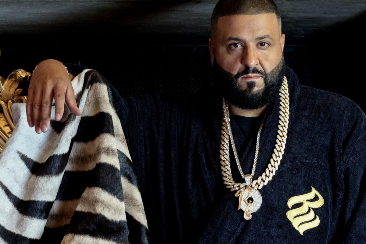 DJ Khaled est le nouveau visage de Rocawear, la marque de Jay Z