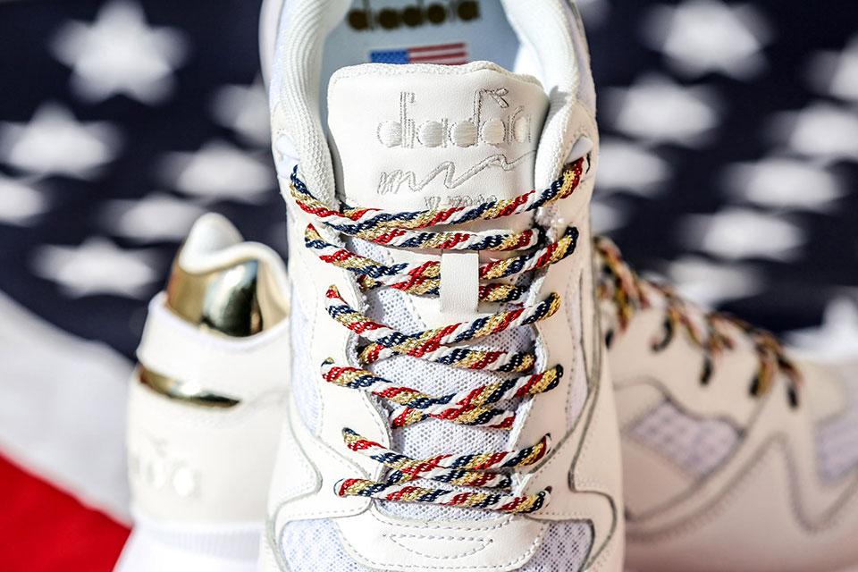 Diadora sort une sneakers en l'honneur des États-Unis, la Espresso Americano Independence.6