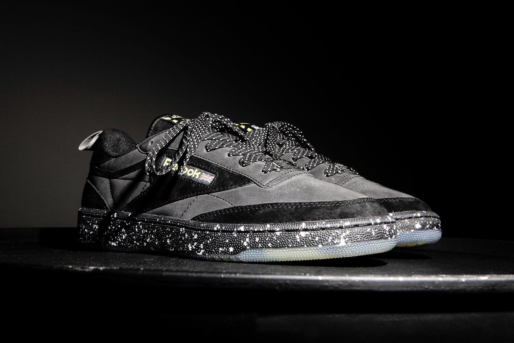 FACES & LACES et Reebok Classic collaborent pour de nouvelles sneakers