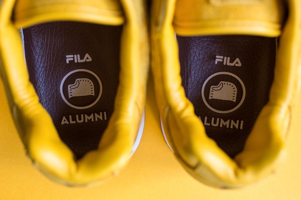 FILA x Alumni - TRENDS periodical