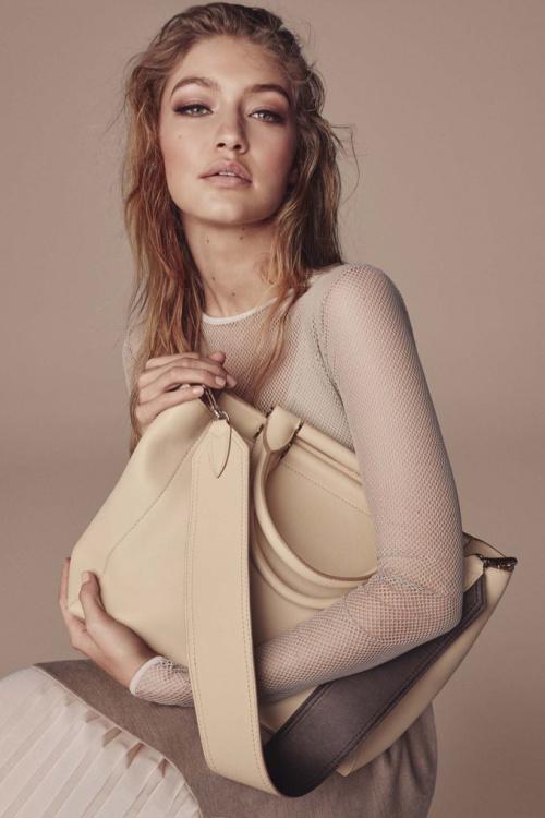 Gigi Hadid, le nouveau visage de la campagne de Max Mara