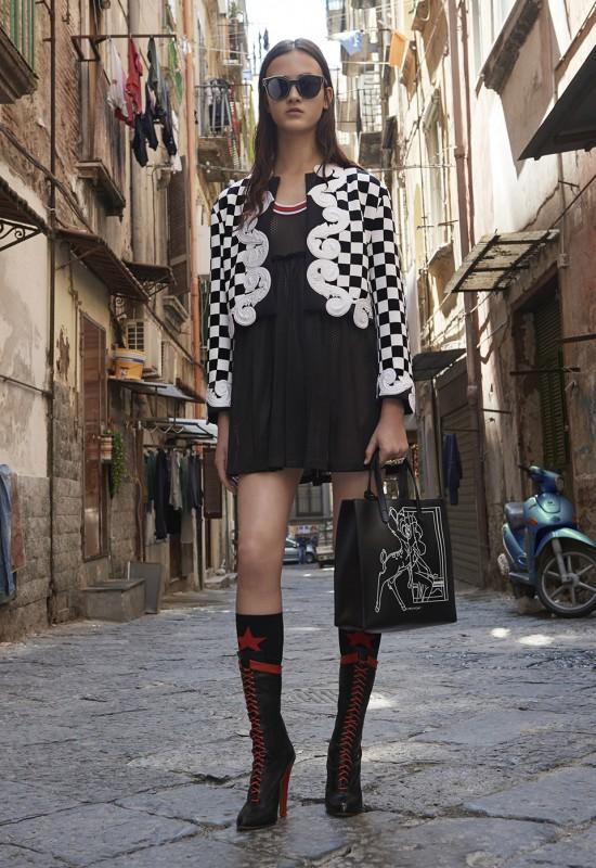 Givenchy s'inspire de plusieurs influences pour sa pré-collection printemps 2017.4