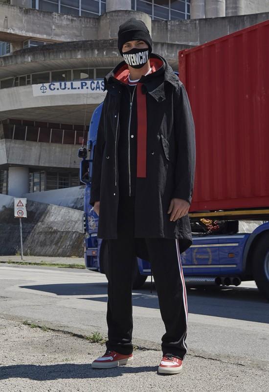 Givenchy s'inspire de plusieurs influences pour sa pré-collection printemps 2017