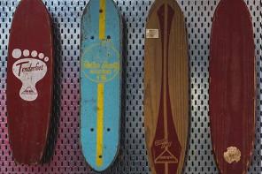 Un pop-up shop dédié à la culture du skateboard chez Incredible