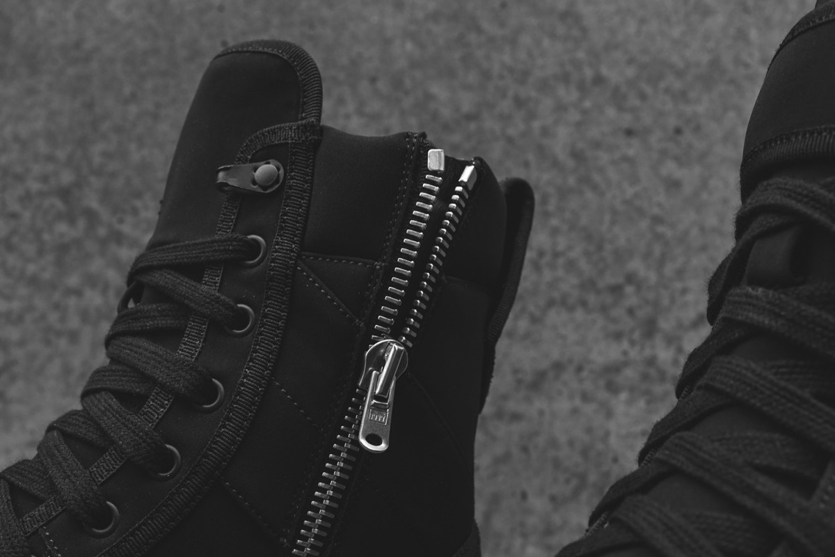 Jerry Lorenzo sort sa première sneakers, la Fear of God Military