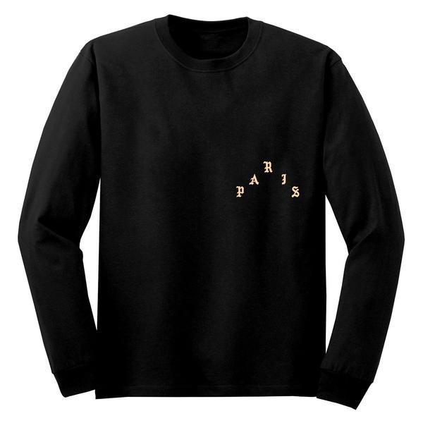 Kanye West sort un nouveau t-shirt, Vogue Party.2