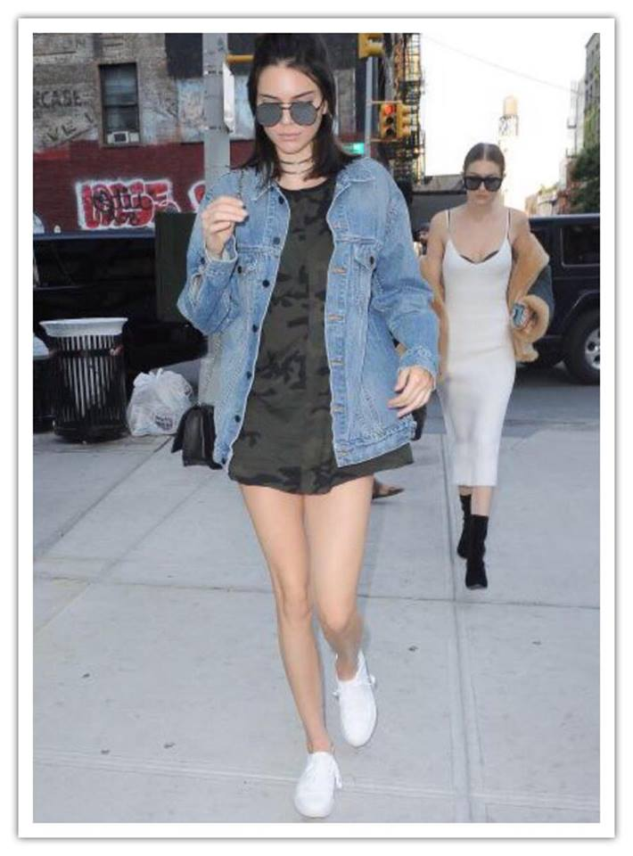 Kendall Jenner - TRENDS periodical