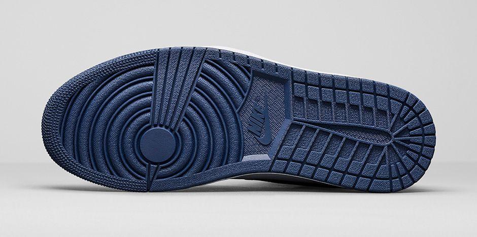 La Air Jordan 1 métallisée est remise au goût du jour