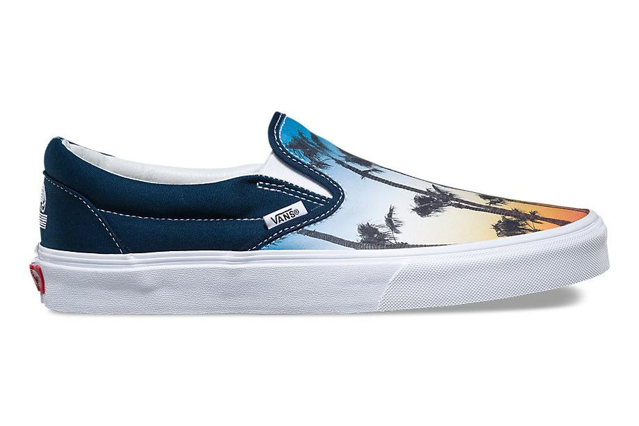 Les nouvelles sneakers Vans sont en l'honneur de l'US Open of Surfing