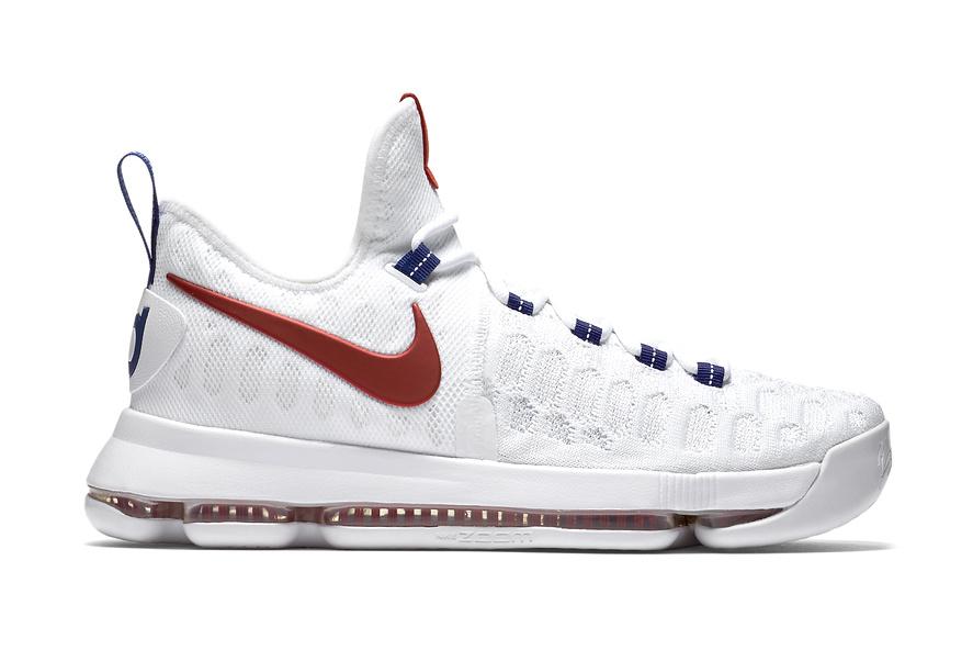 Nike Basketball sort de la Nike KD 9 USA